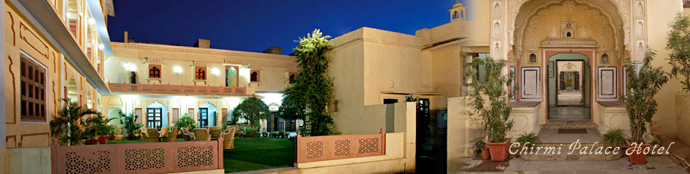 Heritage Hotels in Jaipur